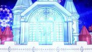 Palacio brillo azul