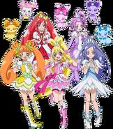 Doki Doki! Pretty Cure Perfil Haru