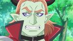 HGPC07 Guaiwaru stares at Michio in shock