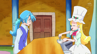 KKPCALM41-Ciel invites Rio to cook with her