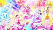 Presentacion de las HUGtto! Pretty Cure