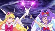Super Cure Miracle y Super Cure Magical adquieren el poder de las Pretty Cure