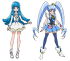Hime Shirayuki / Cure Princess