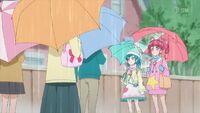 STPC45 Tatsunori tells Hikaru and Lala that they're going ice skating