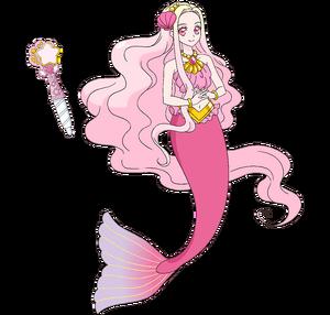 Pisces Princess Asahi