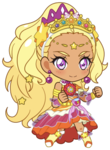 Puzzlun Sprite STPC Cure Soleil Twinkle Style
