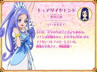 Cure Diamond Hugtto Movie Profile