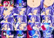 Diamond Swirkle collage