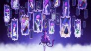 Recuerdos de Yukari dentro del espejo
