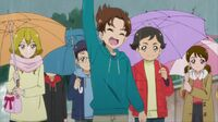 STPC45 Tatsunori calls out to Hikaru and Lala