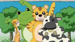 YPC512 Urara and animals