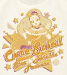 Cure Soleil T-Shirt design 2