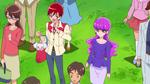 KKPC20 (16) Akira and Yukari cheer on Ichika