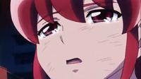 Megumi cries