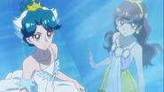 Minami y Kirara encerradas por Warp