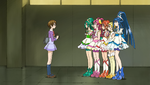 Masuko Mika and the Precure