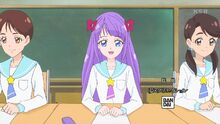STPC35 Madoka asks if anyone from the student council would like to nominate themselves