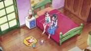 Chiyu pregunta a Nodoka si ella da miedo