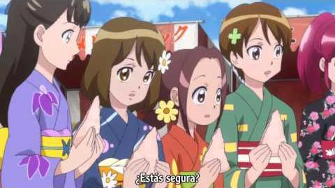 Happiness Charge Precure cap 8 sub español