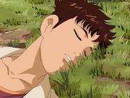 Hasekura inconsciente