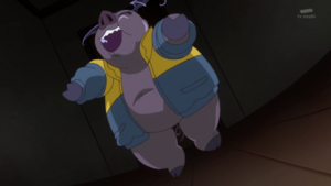 Jikochuu cerdo