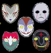 Mascaras Kowaina