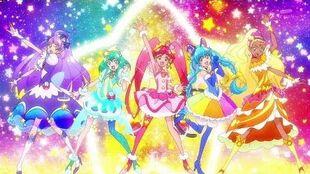 Star☆Twinkle Precure Quintuple Transformation (VI)
