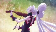 Twilight tocando su violin