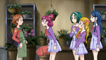 YPC517 Girls confront Rin