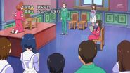 28. Haruka ensayando junto a Kenta