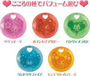 Heart seeds toy