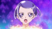 Love Link Makoto yells the transformation phrase