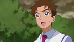 (11) An Shocked Yuki Seeing Princess Pretty Cure