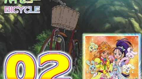Futari wa Precure Splash Star Vocal Album 2 Track02