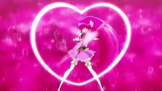 Cure Lovely Transformacion ~HD-0