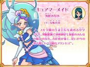 Cure Mermaid perfil Recuerdos de All Stars