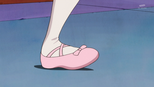Haruka sprains ankle