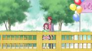 HuPC03.29-Sumire y Kotori también llegaron al zoológico de mascotas