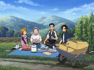 Nagisa defiende honoka