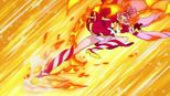 Scarlet Princess Fire Kick
