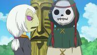 Yamoh and Dokurokushe Doll