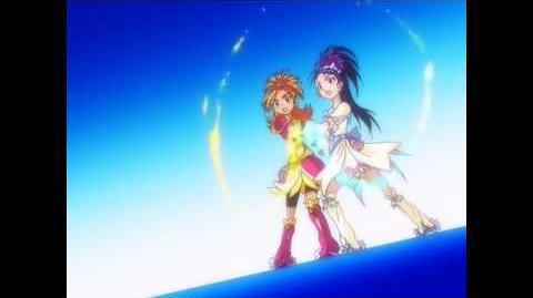 ¡Torrente Gemelo Pretty Cure! ¡Splash!