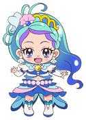 Perfil de Chibi Cure Mermaid