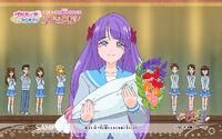 Pretty Cure Online STPC wall star 41 1 S