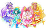 Puzzlun star twinkle team