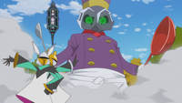 First zetsuborg of episode 43