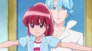 Megumi se opone