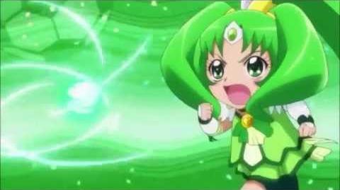 ¡Disparo de Marzo Pretty Cure!