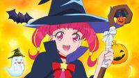 STPC37 Hikaru as a witch