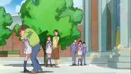 Ibuki hugging Haruka